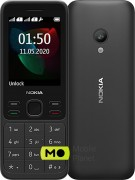 Nokia 150 DS 2020 Black Госком
