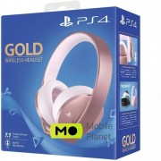 Sony Gold Wireless Stereo Headset 2.0 PS4 Gold/Rose