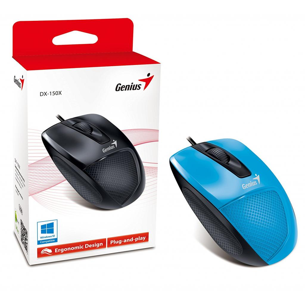 Купить Genius DX-150X USB Blue/Black (31010231102) в Одессе, Киеве ...